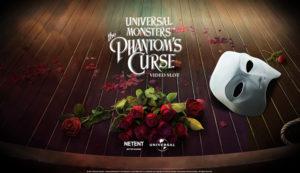 Universal Monsters Phantom's Curse
