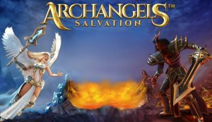 archangel salvation netent