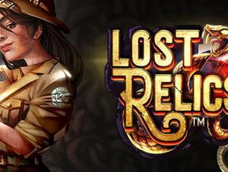 lost relics netent