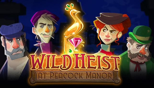 wild heist