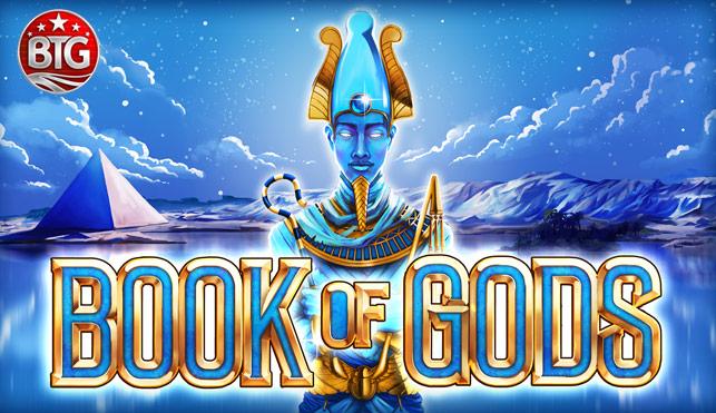 book of gods big time gaming