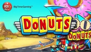 donuts big time gaming