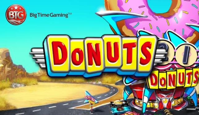 donuts big time gaming