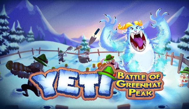 Yeti Battle of Greenhat Peak (Thunderkick) Slot Review