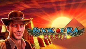 Book of Ra Magic (Novomatic) Slot Review