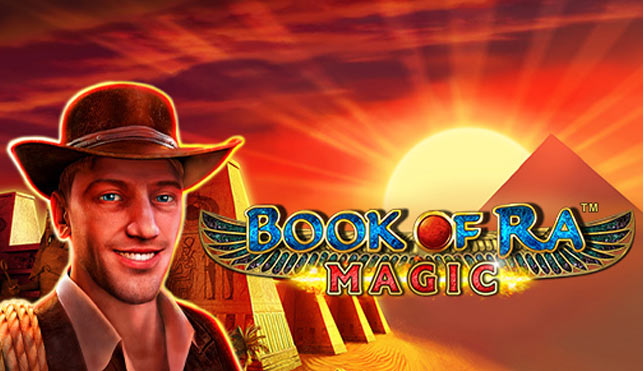 Book of Ra Magic (Novomatic) Online Slot Review