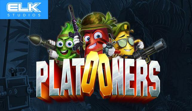Platooners (ELK Studios) Slot Review