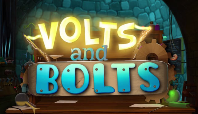 Volts And Bolts (WMS) Slot Review
