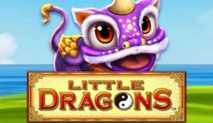 Little Dragons (Novomatic) Slot Review