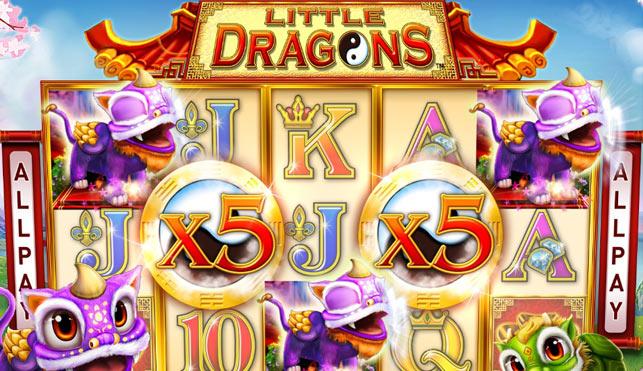 Little Dragons (Novomatic) Online Slot Review
