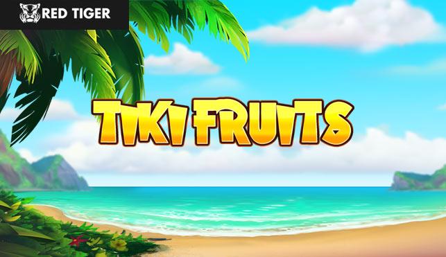 tiki fruits red tiger