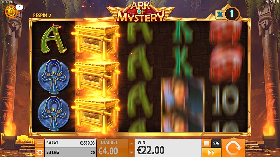 Spiele Ark Of Mystery - Video Slots Online
