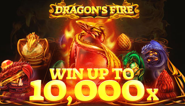 Dragon's Fire (Red Tiger) Online Slot Review