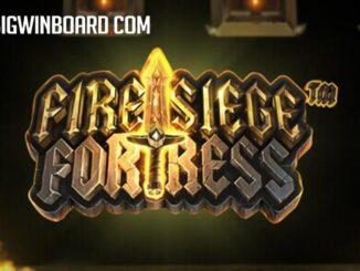 fire siege slot