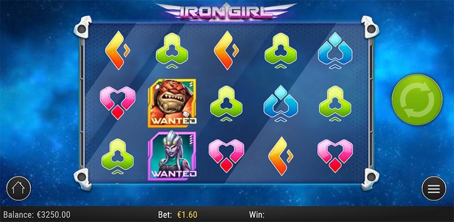 iron girl play n go