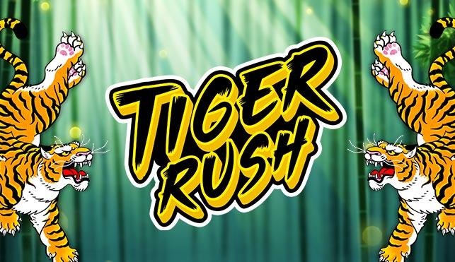 Tiger Rush (Thunderkick) Slot Review