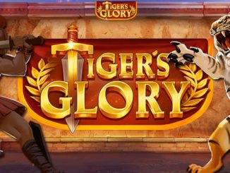 tigers glory quickspin