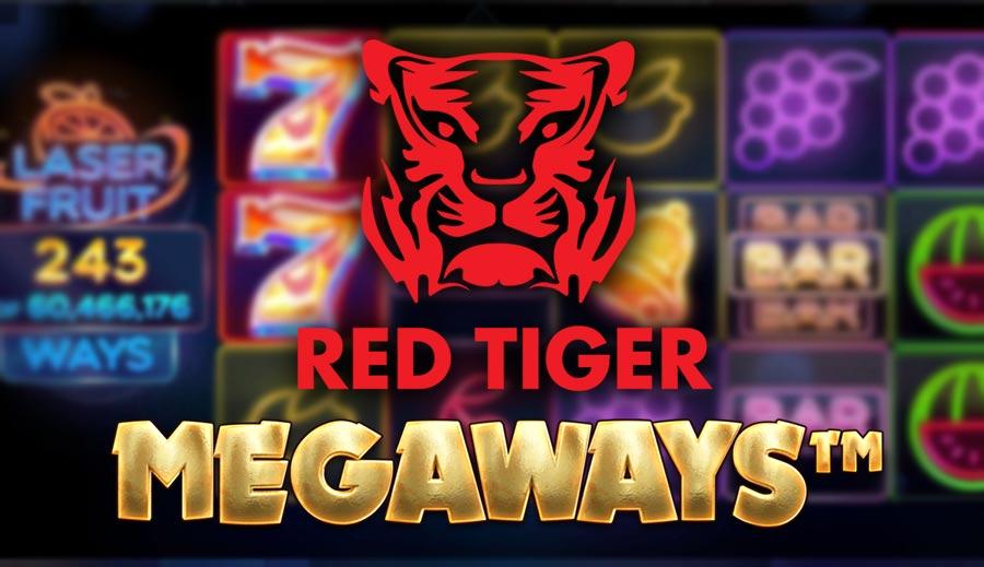 red tiger megaways
