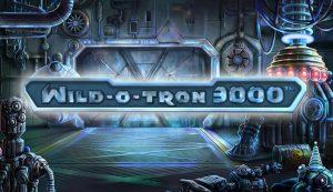 wild-o-tron 3000 netent