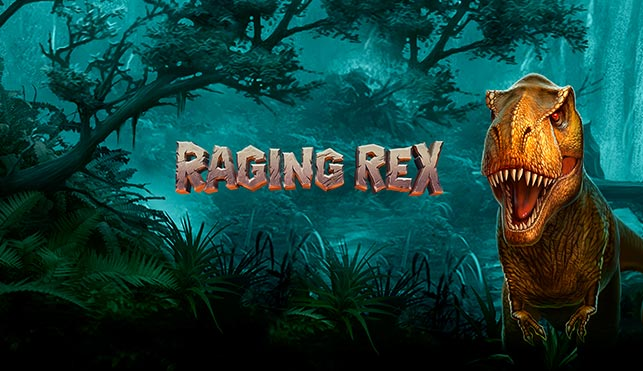 raging rex play n go