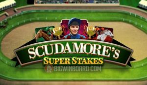 scudamore's super stakes netent