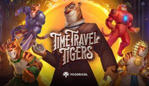 time travel tigers yggdrasil