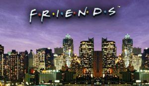 friends slot wms