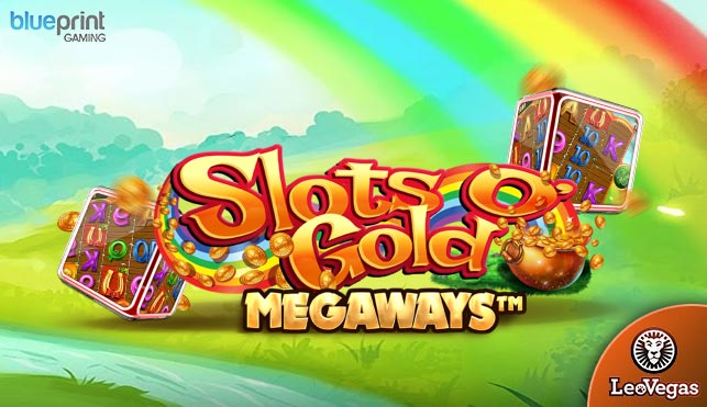 Slots O'Gold MegaWays Goes Live Today!