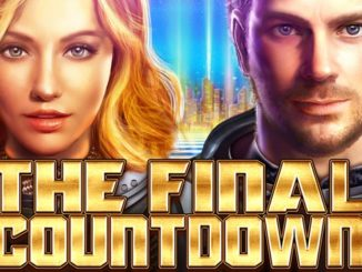 the final countdown big time gaming