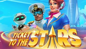 Ticket to the Stars (Quickspin) Slot Review