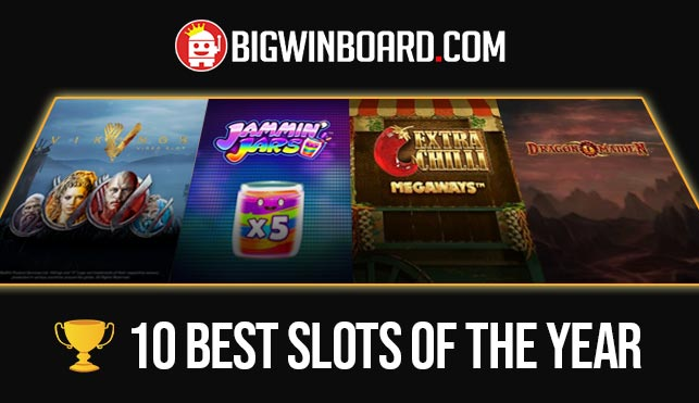 10 Best Online Slots of 2018
