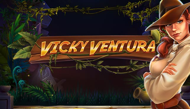 Vicky Ventura (Red Tiger) Slot Review