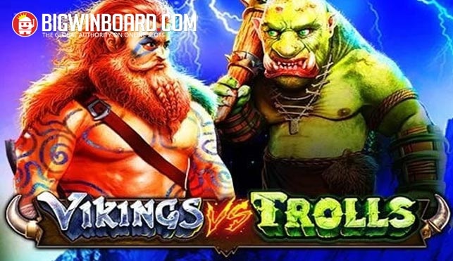 Vikings vs Trolls (Pragmatic Play) Online Slot Review