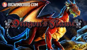 Dragon's Flame (Blueprint Gaming) Slot Review