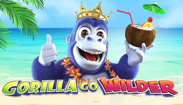 Gorilla Go Wilder (NextGen Gaming) Online Slot Review