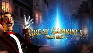 The Great Gambini's Night Magic (Novomatic) Slot Review
