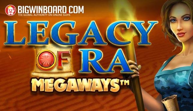 Legacy of Ra Megaways (Blueprint Gaming) Online Slot Review