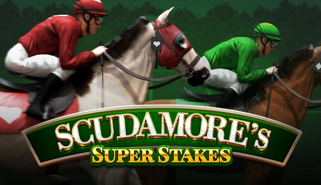 Scudamore's Super Stakes (NetEnt) Online Slot Review