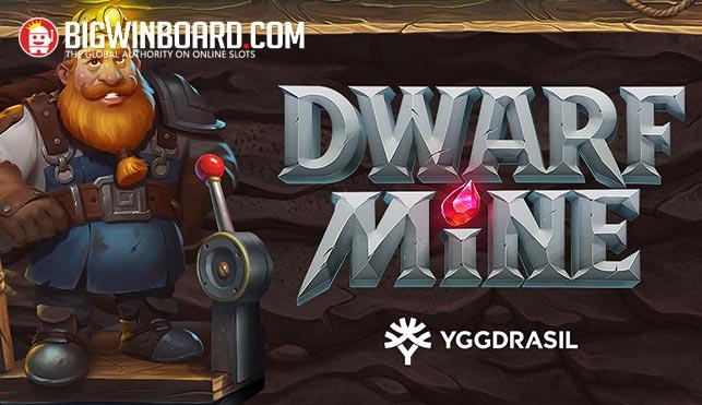 Dwarf Mine (Yggdrasil) Online Slot Review