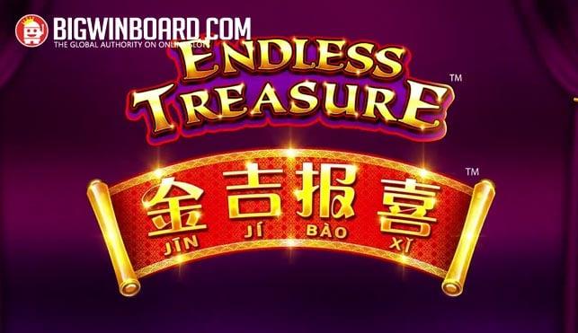 Jin Ji Bao Xi: Endless Treasure (Shuffle Master) Online Slot Review