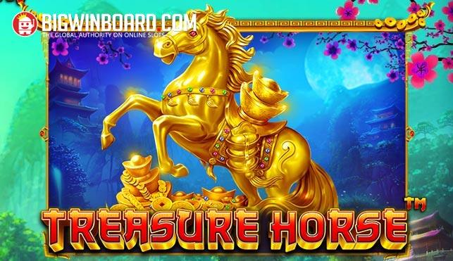 Treasure Horse (Pragmatic Play) Online Slot Review