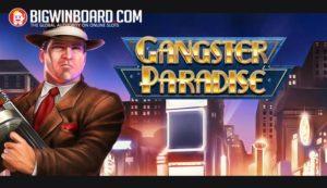 Gangster Paradise (Novomatic) Slot Review