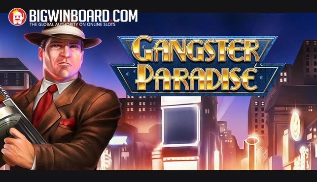 Gangster Paradise (Novomatic) Online Slot Review