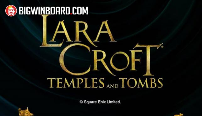 Lara Croft Temples and Tombs (Triple Edge Studios) Online Slot Review