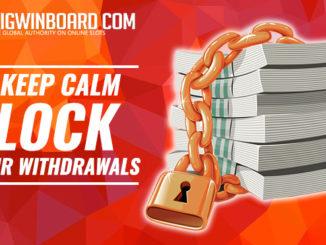 lock withdrawal casino