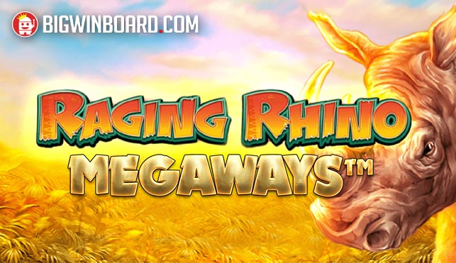 Raging Rhino Megaways (WMS) Slot Review