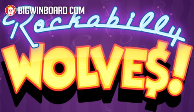Rockabilly Wolves (Just For The Win) Online Slot Review