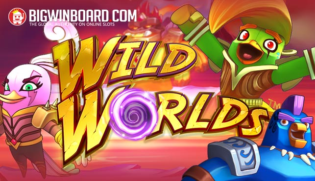 Wild Worlds (NetEnt) Online Slot Review