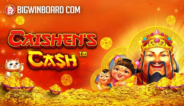 Caishen's Cash (Pragmatic Play) Online Slot Review