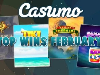 casumo top wins